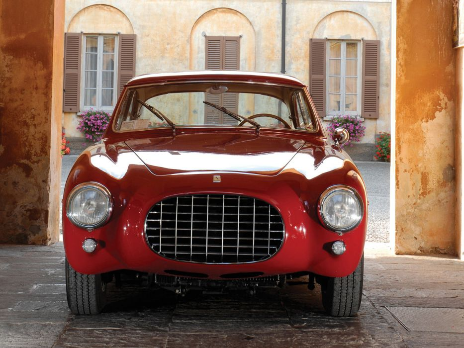 1951 Ferrari 212 Inter retro suercar supercars  g wallpaper