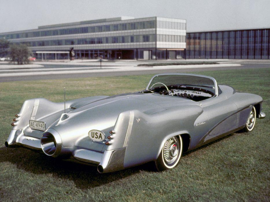 1951 GM LeSabre Concept Car general motors retro   h wallpaper