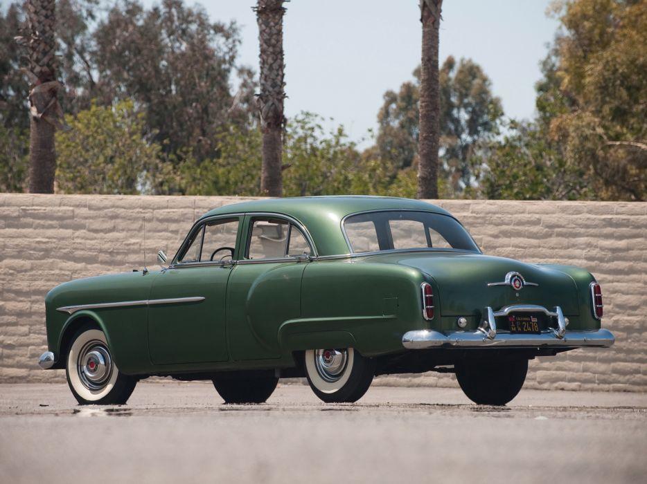 1951 Packard 200 Sedan retro    g wallpaper