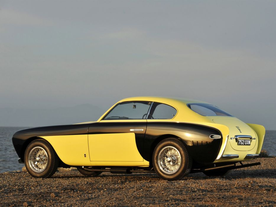 1952 Ferrari 212 Inter Vignale Coupe Bumblebee retro supercar supercars    g wallpaper