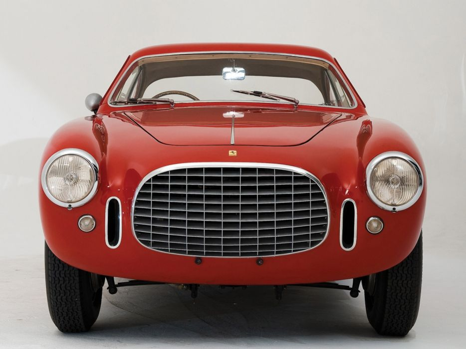 1952 Ferrari 225 S Berlinetta retro supercar supercars      g wallpaper