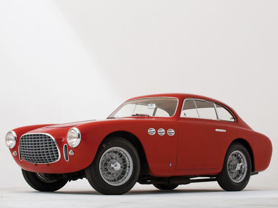 1952 Ferrari 225 S Berlinetta retro supercar supercars wallpaper