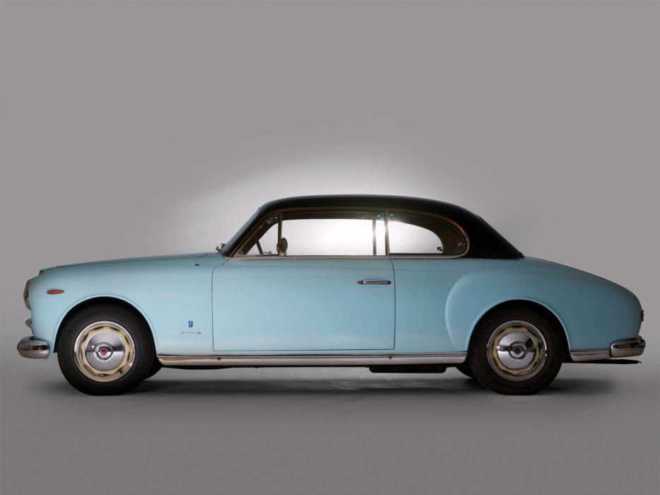 1952 Lancia Aurelia B53 Coupe retro   f wallpaper