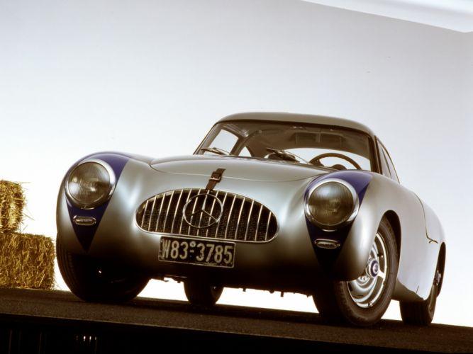 1952 Mercedes Benz 300SL W194 supercar supercars retro d wallpaper