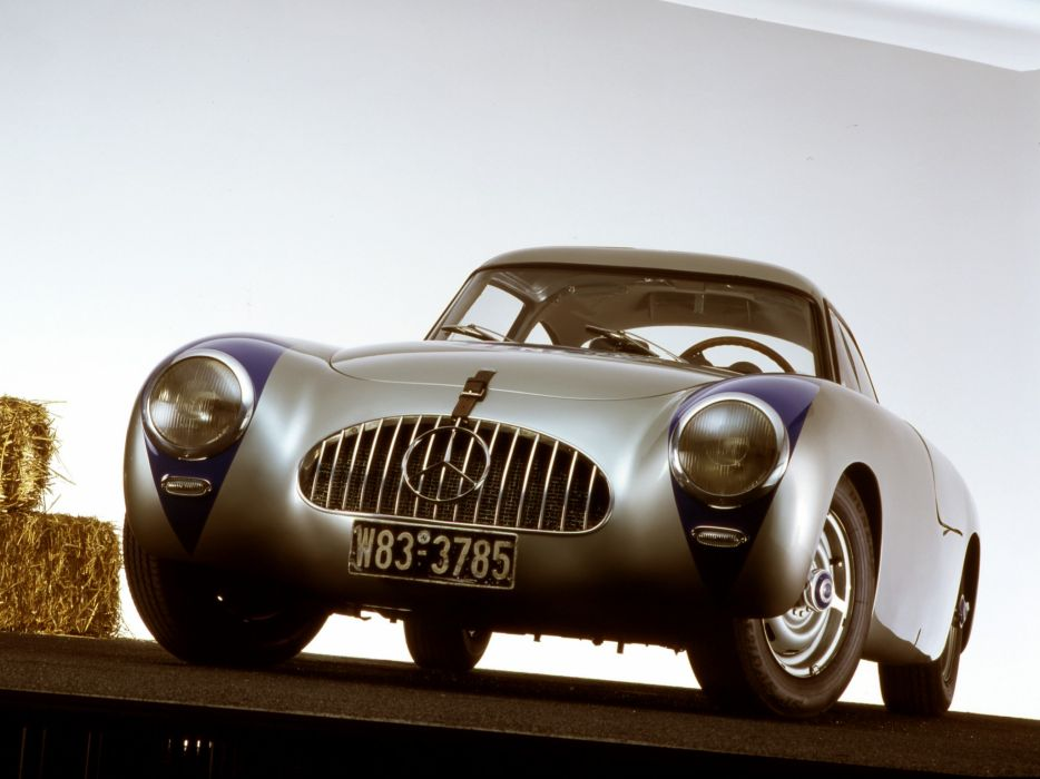 1952 Mercedes Benz 300SL W194 supercar supercars retro   d wallpaper