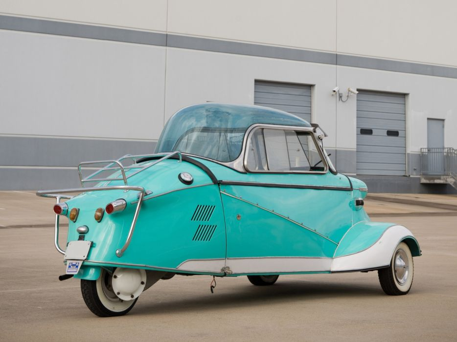 1952 Messerschmitt KR200 retro   f wallpaper