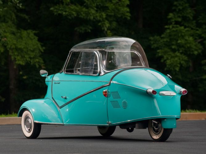 1952 Messerschmitt KR200 retro d wallpaper