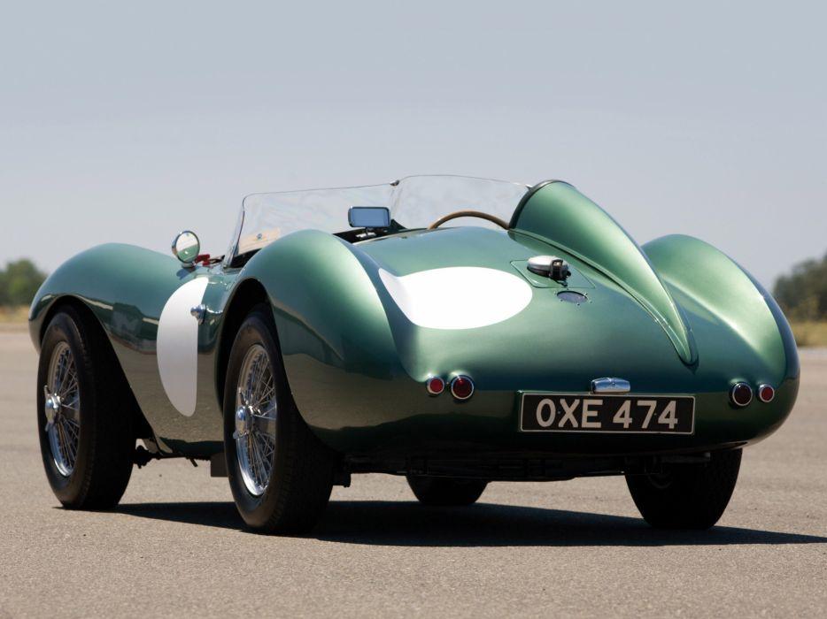 1953 Aston Martin DB3 S retro supercar supercars race racing   dc wallpaper