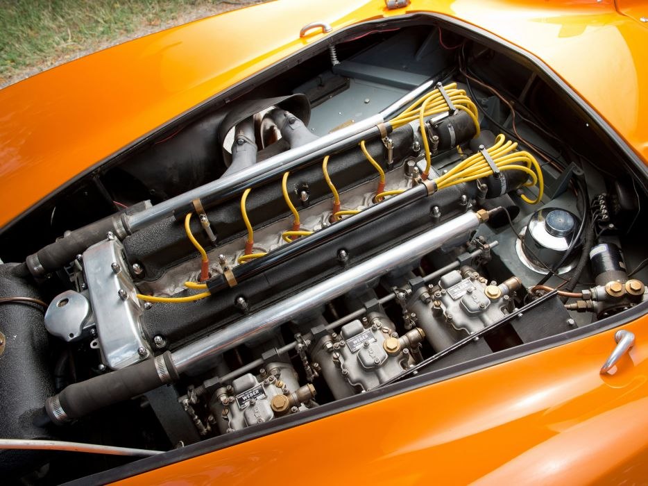1953 Aston Martin DB3S retro supercar supercars race racing engine engines wallpaper