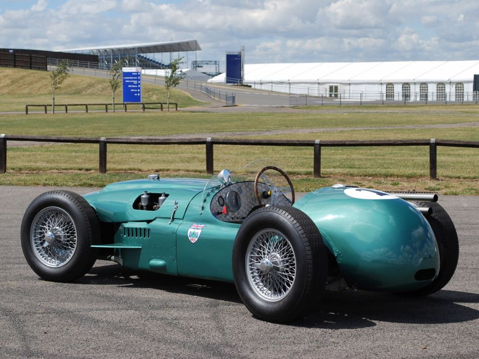 1953 Aston Martin DB3S Special retro race racing   d wallpaper