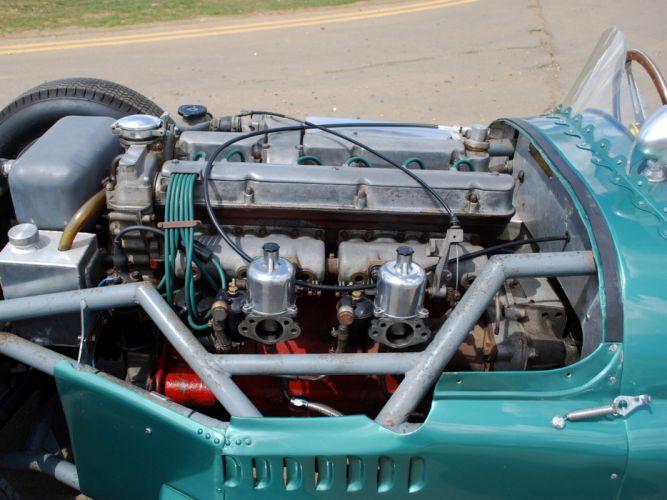 1953 Aston Martin DB3S Special retro race racing engine engines wallpaper