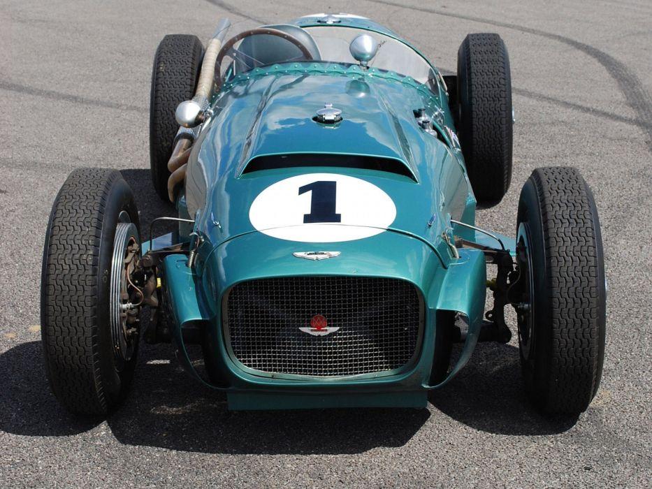 1953 Aston Martin DB3S Special retro race racing wheel wheels wallpaper