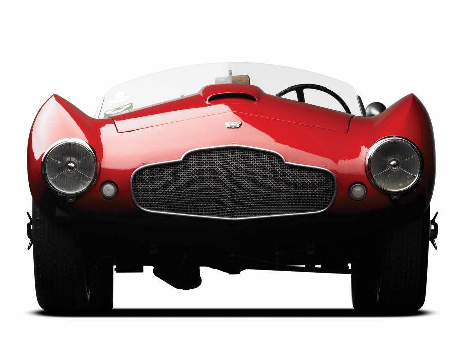 1953 Aston Martin DB24 Competition Spider Bertone retro supercar supercars race racing    f wallpaper