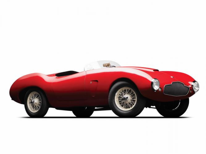 1953 Aston Martin DB24 Competition Spider Bertone retro supercar supercars race racing d wallpaper