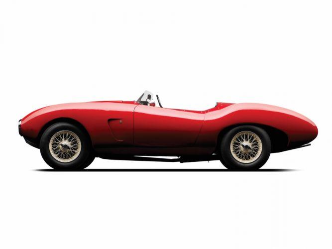 1953 Aston Martin DB24 Competition Spider Bertone retro supercar supercars race racing wallpaper
