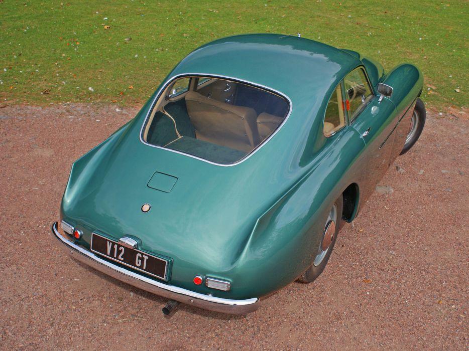 1953 Bristol 404 retro  f wallpaper