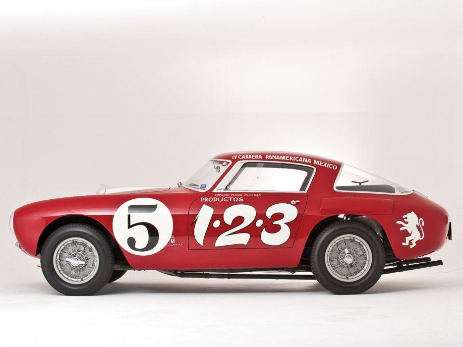 1953 Ferrari 250 MM Berlinetta Pininfarina retro supercar supercars race racing   f wallpaper