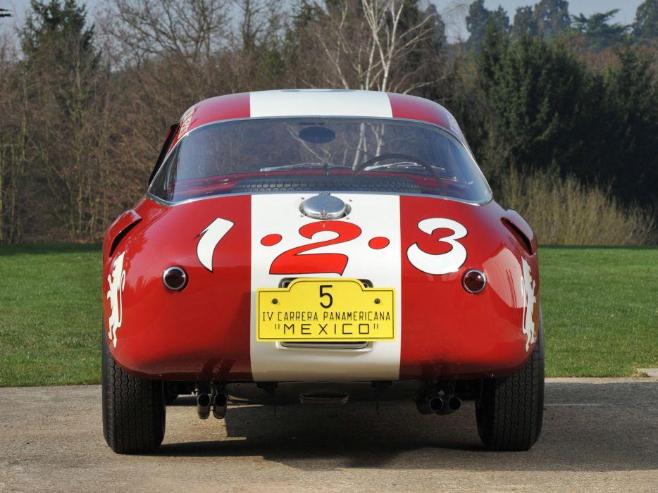 1953 Ferrari 250 MM Berlinetta Pininfarina retro supercar supercars race racing   g wallpaper