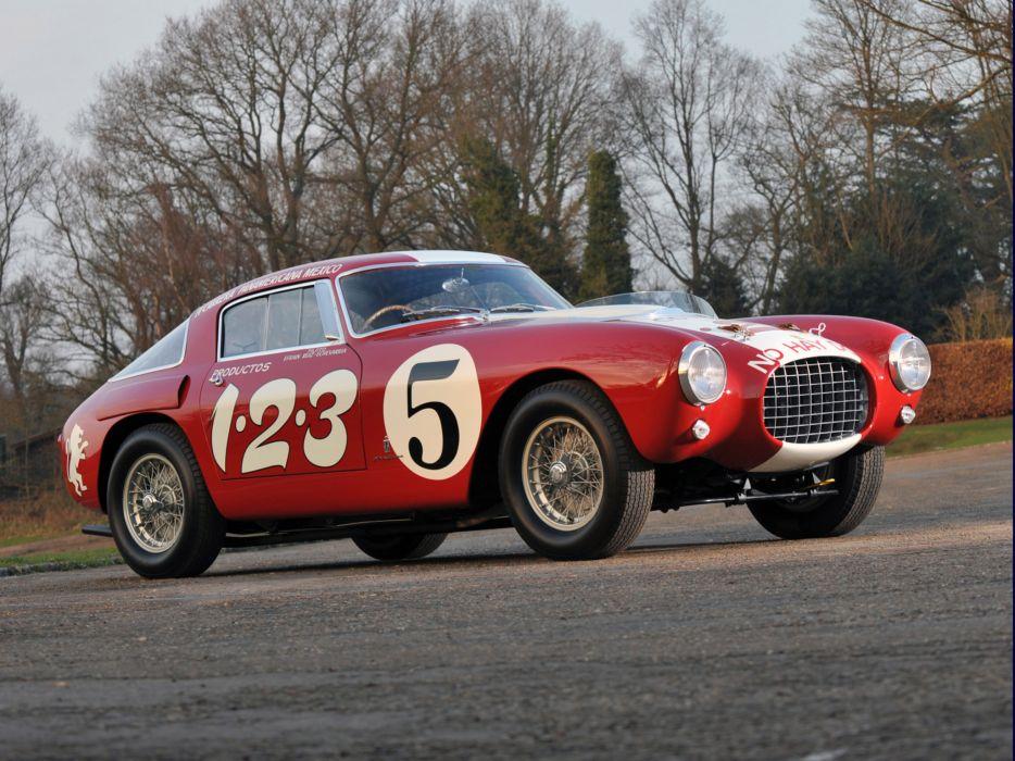 1953 Ferrari 250 MM Berlinetta Pininfarina retro supercar supercars race racing wallpaper