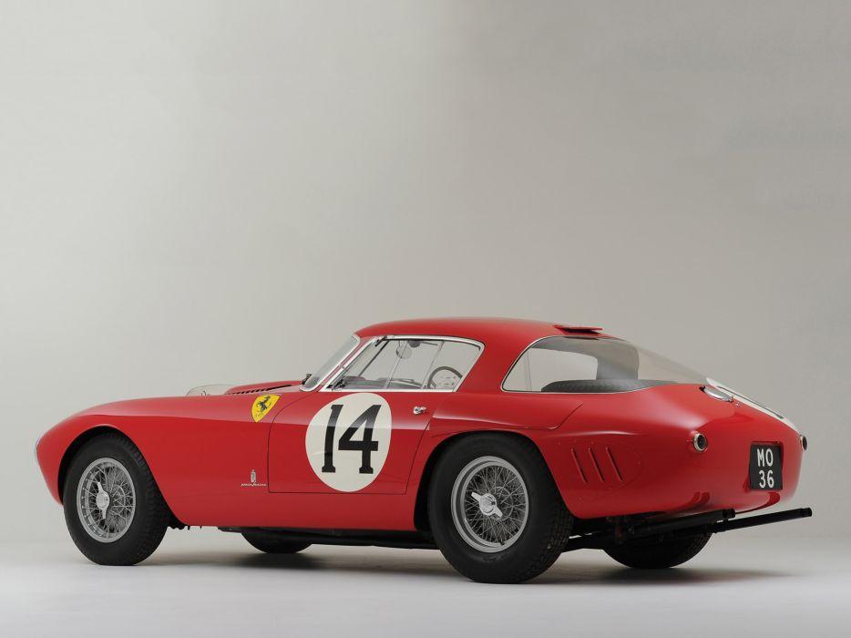 1953 Ferrari 340-375 MM Competizione Pininfarina Berlinetta retro supercar supercars race racing e wallpaper