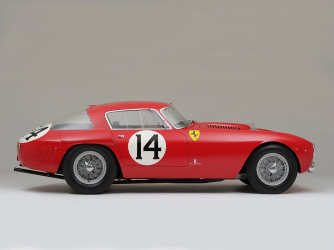1953 Ferrari 340-375 MM Competizione Pininfarina Berlinetta retro supercar supercars race racing r wallpaper