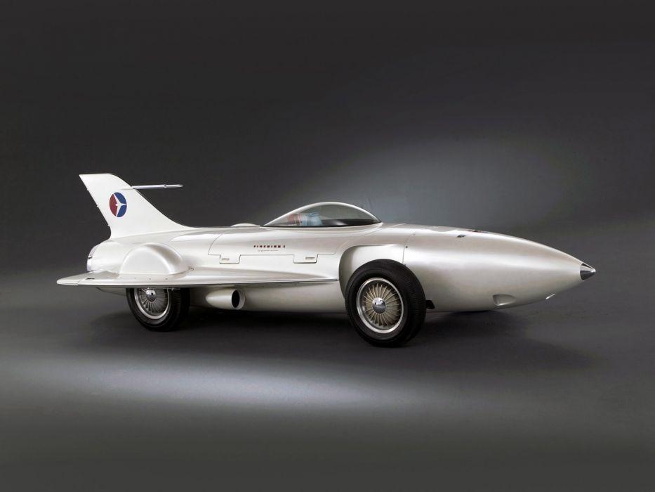 1953 GM Firebird I Concept general motors retro race racing    g wallpaper