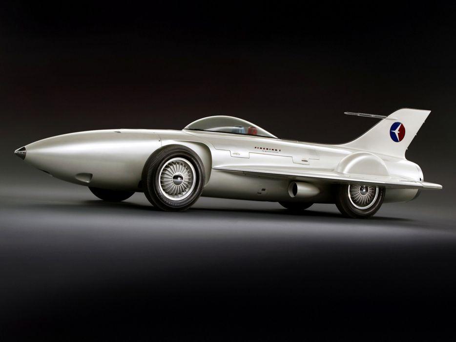 1953 GM Firebird I Concept general motors retro race racing wallpaper