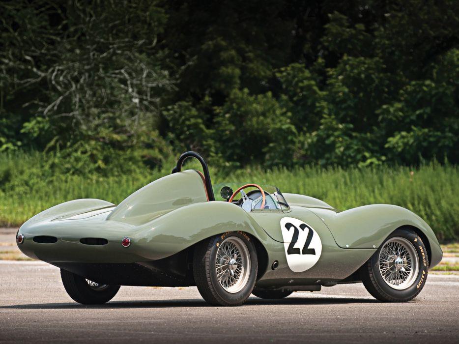 1954 Bristol Sports Racing race retro g wallpaper