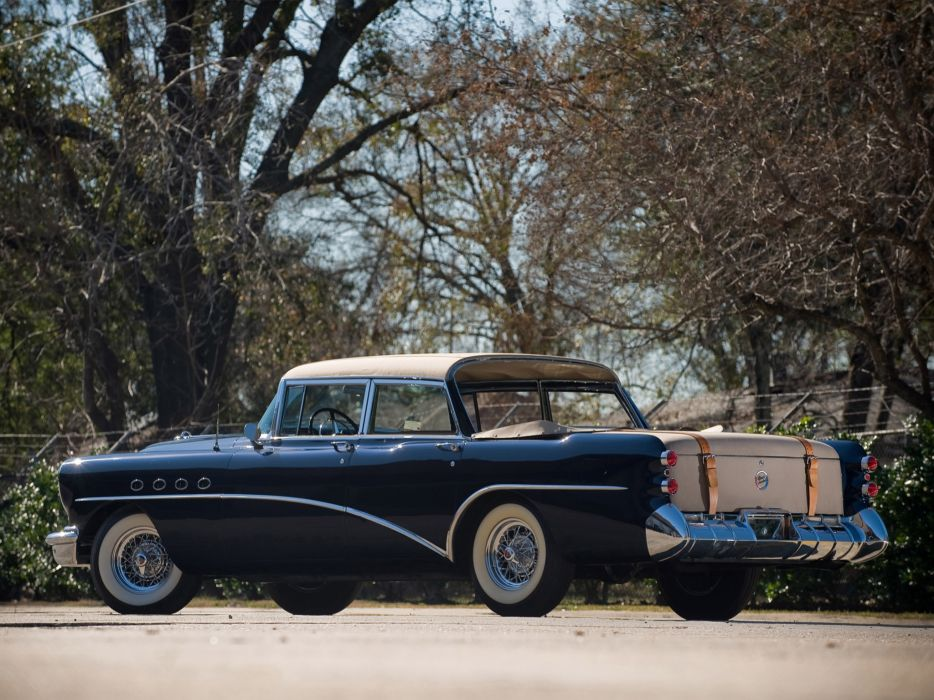 1954 Buick Landau Show retro luxury  g wallpaper