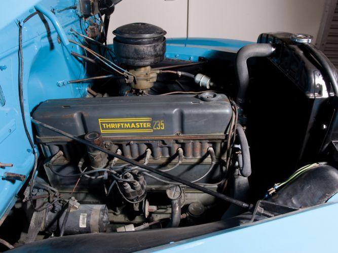 1954 Chevrolet 3100 Pickup truck retro engine engines wallpaper
