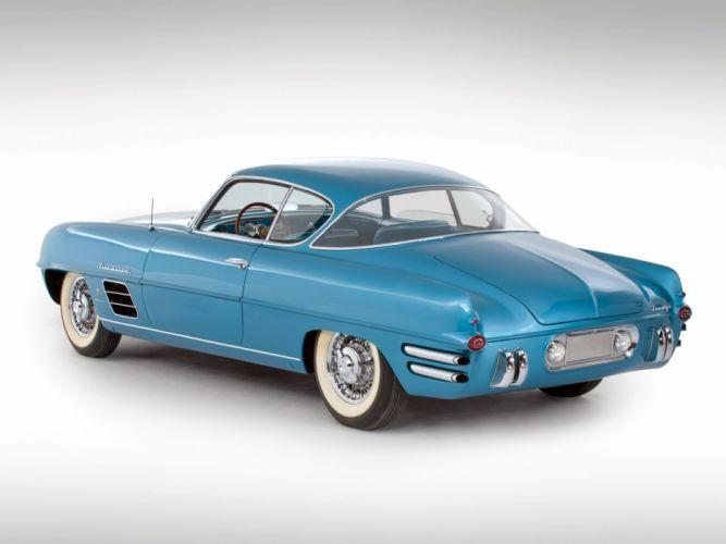 1954 Dodge Firearrow Sport Coupe Concept retro f wallpaper