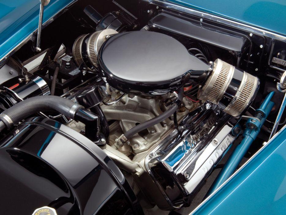 1954 Dodge Firearrow Sport Coupe Concept retro engine engines wallpaper