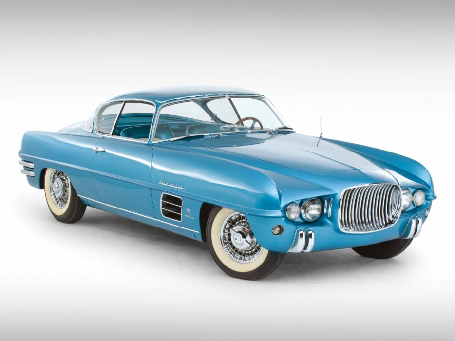 1954 Dodge Firearrow Sport Coupe Concept retro wallpaper