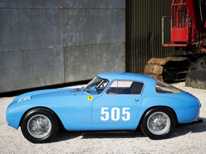 1954 Ferrari 500 Mondial Pininfarina Berlinetta retro supercar supercars race racing q wallpaper