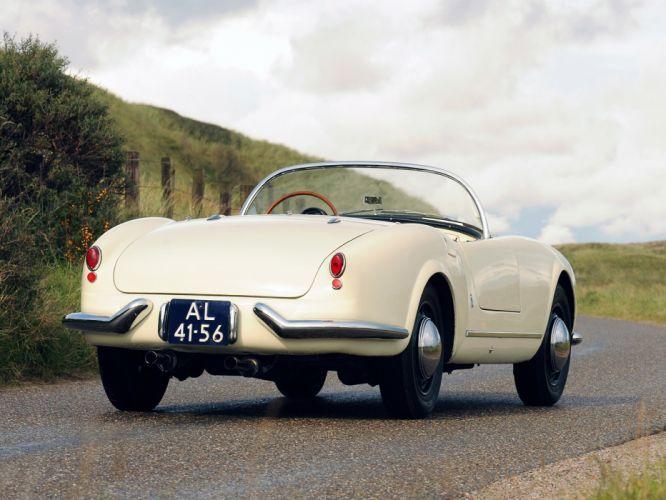 1954 Lancia Aurelia Spyder B24 retro g wallpaper