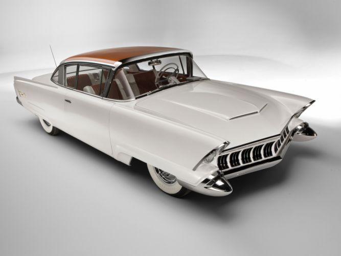 1954 Mercury Monterey XM 800 Concept x-m retro wallpaper