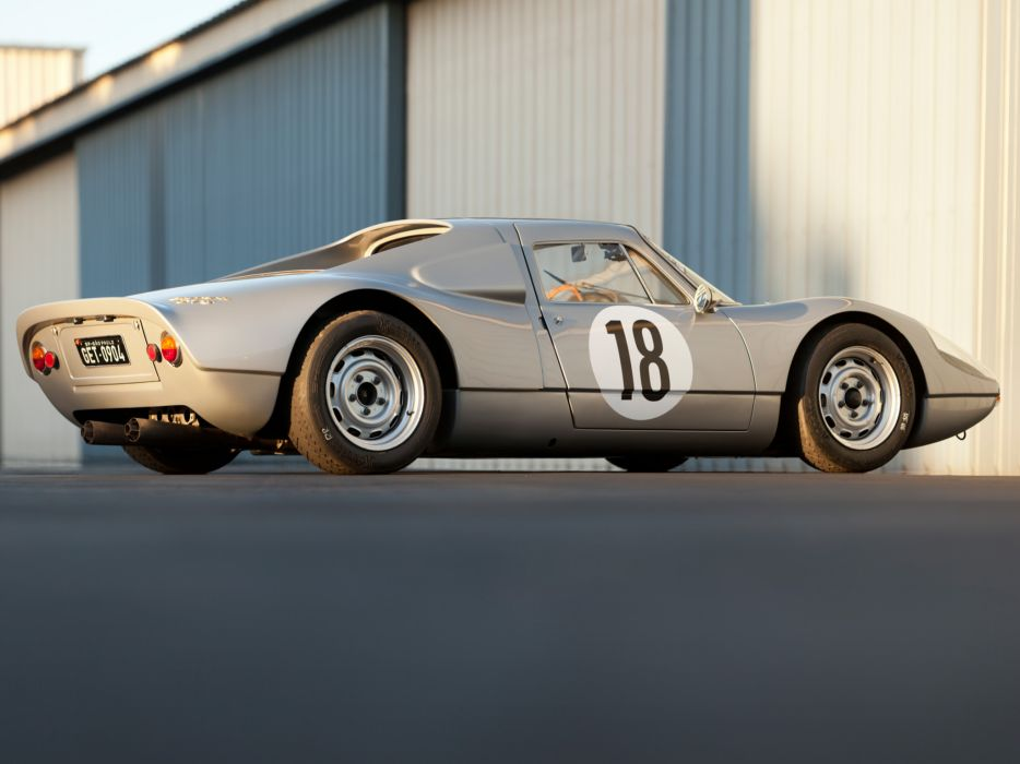 1963 Porsche 904-6 Carrera GTS Prototype 904 classic supercar supercars race racing       g wallpaper