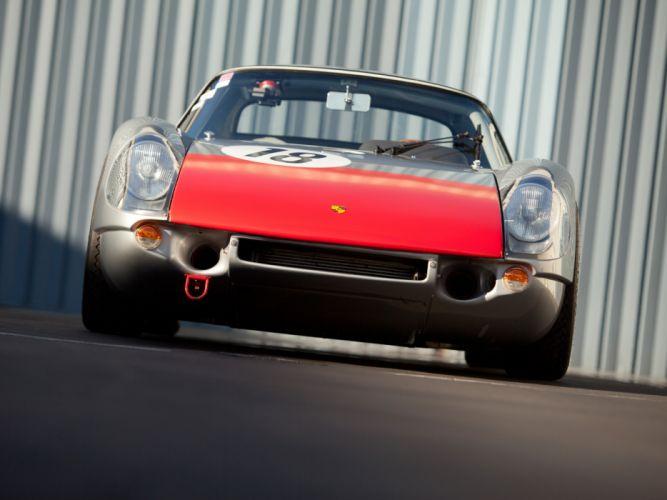 1963 Porsche 904-6 Carrera GTS Prototype 904 classic supercar supercars race racing gf wallpaper