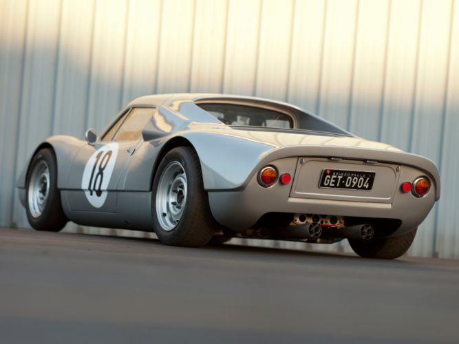 1963 Porsche 904-6 Carrera GTS Prototype 904 classic supercar supercars race racing f wallpaper