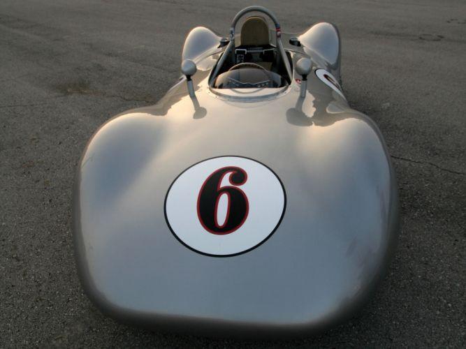 1954 Porsche Pupulidy Special retro race racing wallpaper