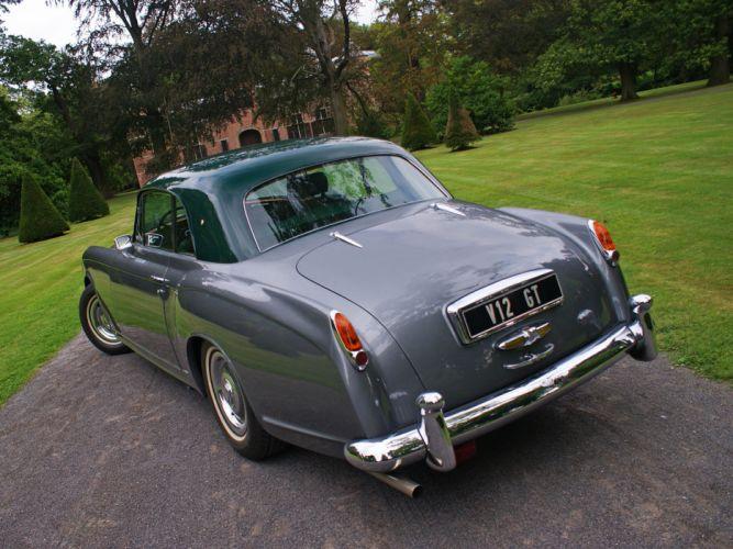 1955 Bentley S1 Continental retro luxury f wallpaper