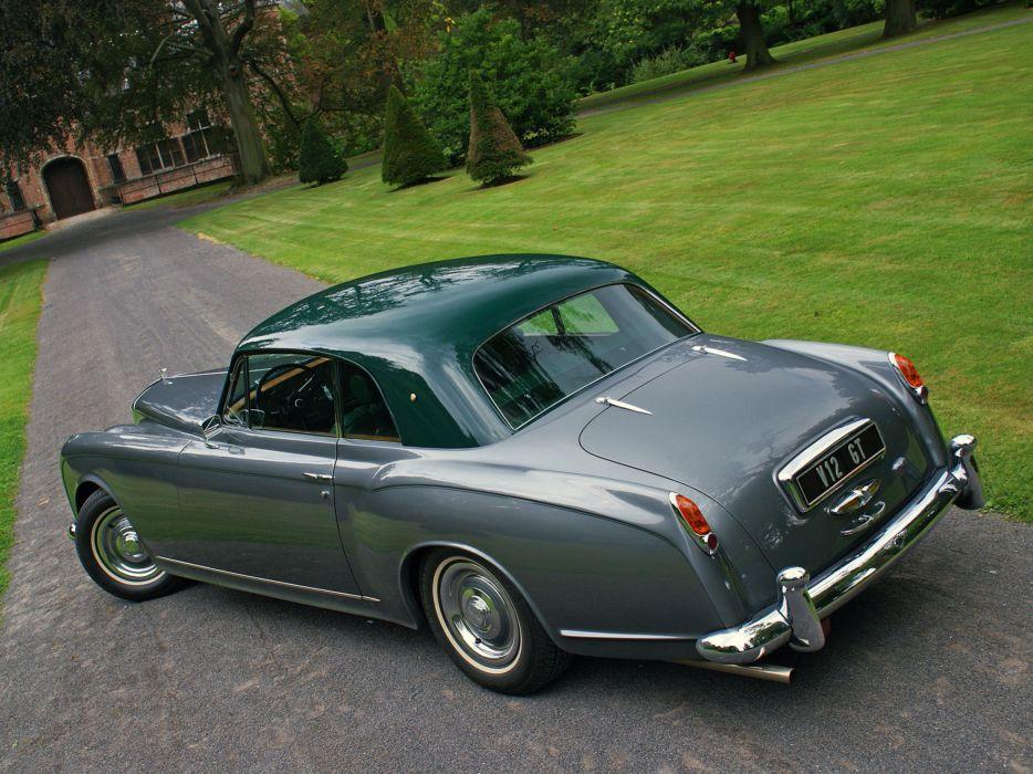 1955 Bentley S1 Continental retro luxury     d wallpaper