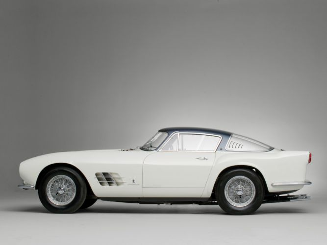1955 Ferrari 375 MM Berlinetta Speciale Pininfarina supercar supercars retro f wallpaper