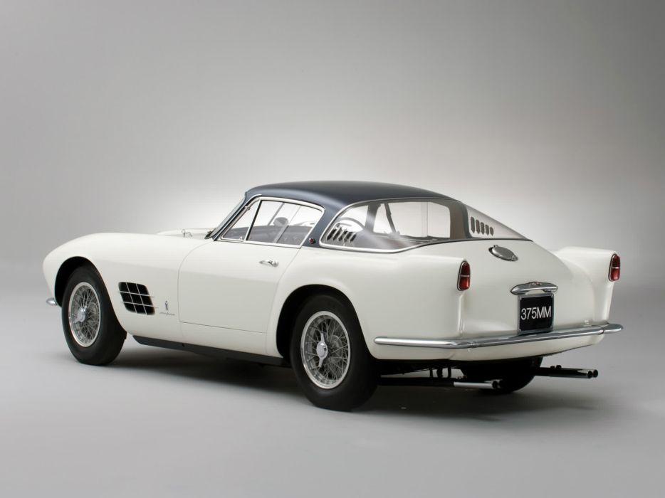 1955 Ferrari 375 MM Berlinetta Speciale Pininfarina supercar supercars retro g wallpaper