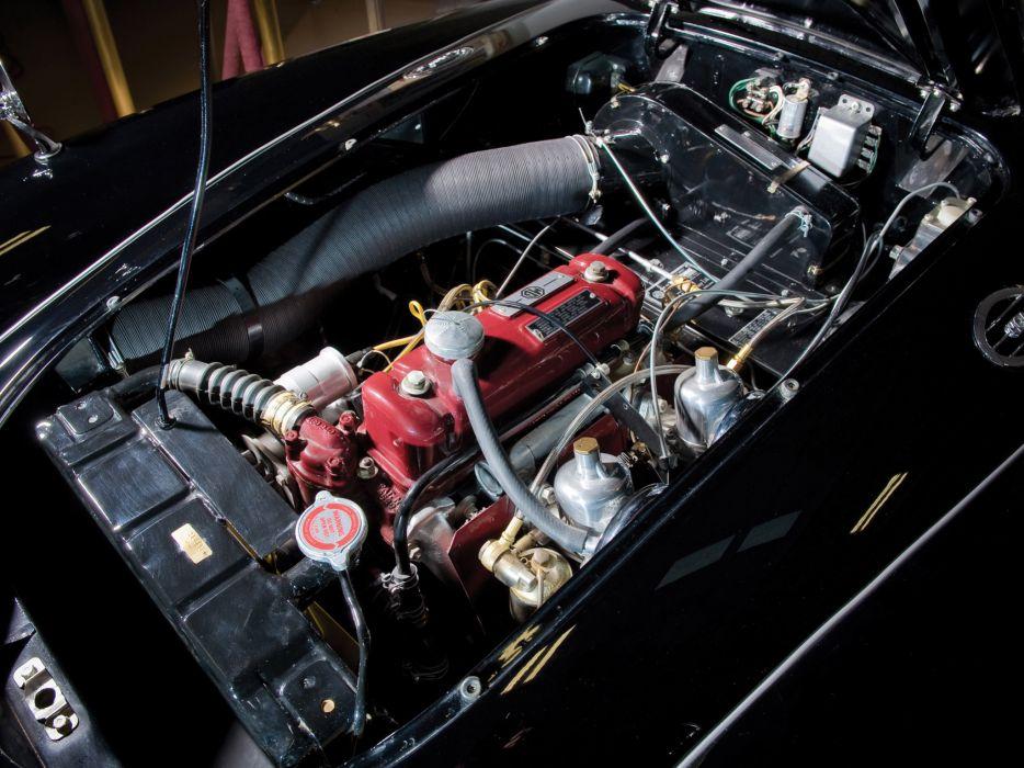 1955 MG A1500 retro m-g engine engines wallpaper