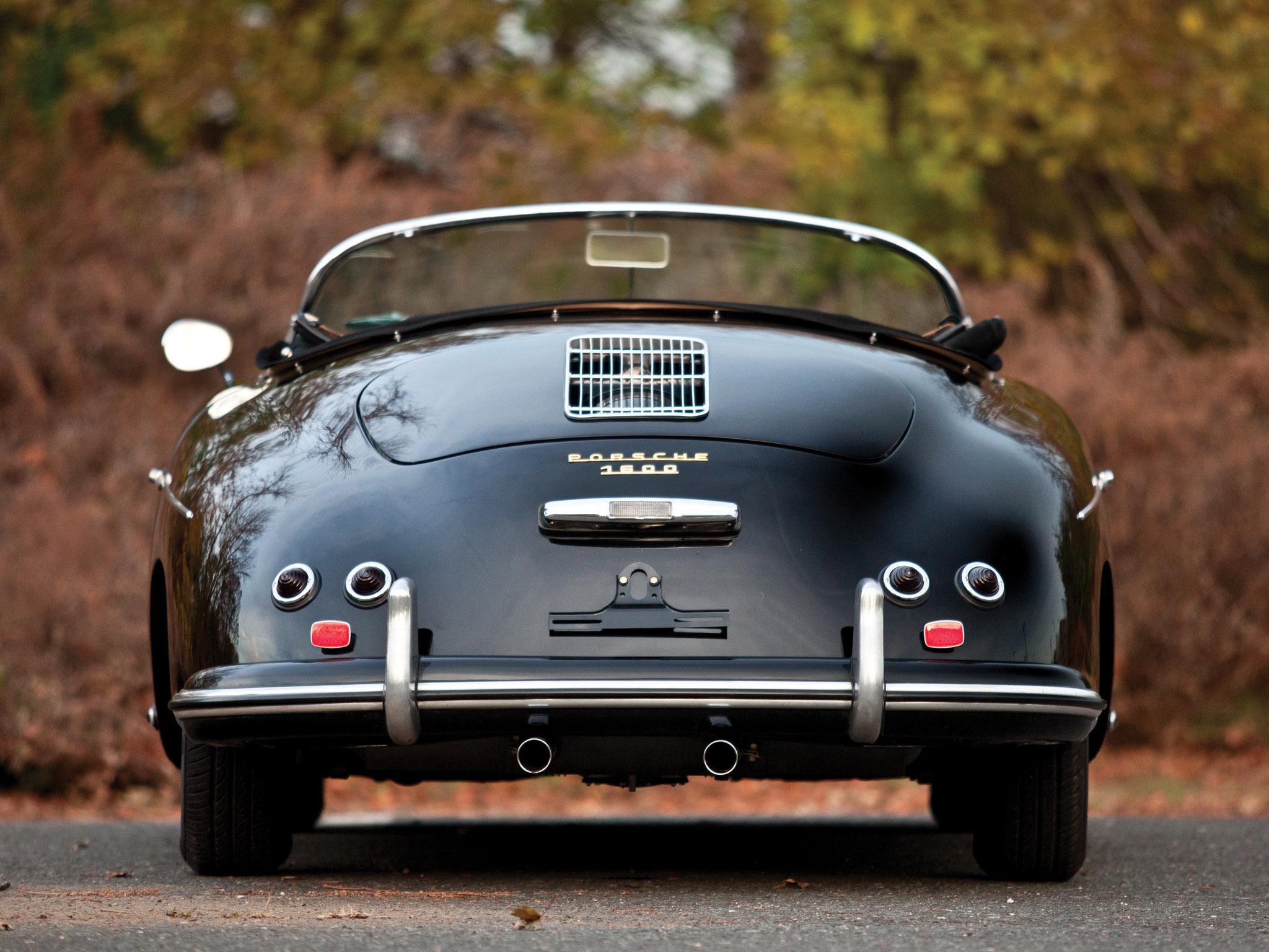 1955 Porsche 356 Speedster Retro Supercar Supercars G