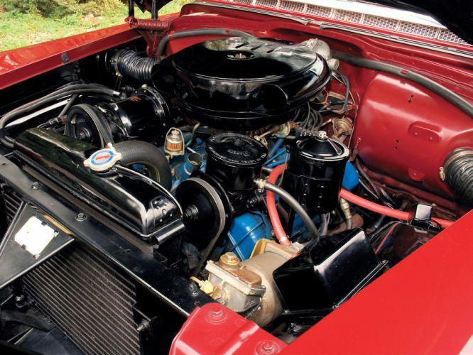 1956 Cadillac Maharani Special retro luxury engine engines wallpaper
