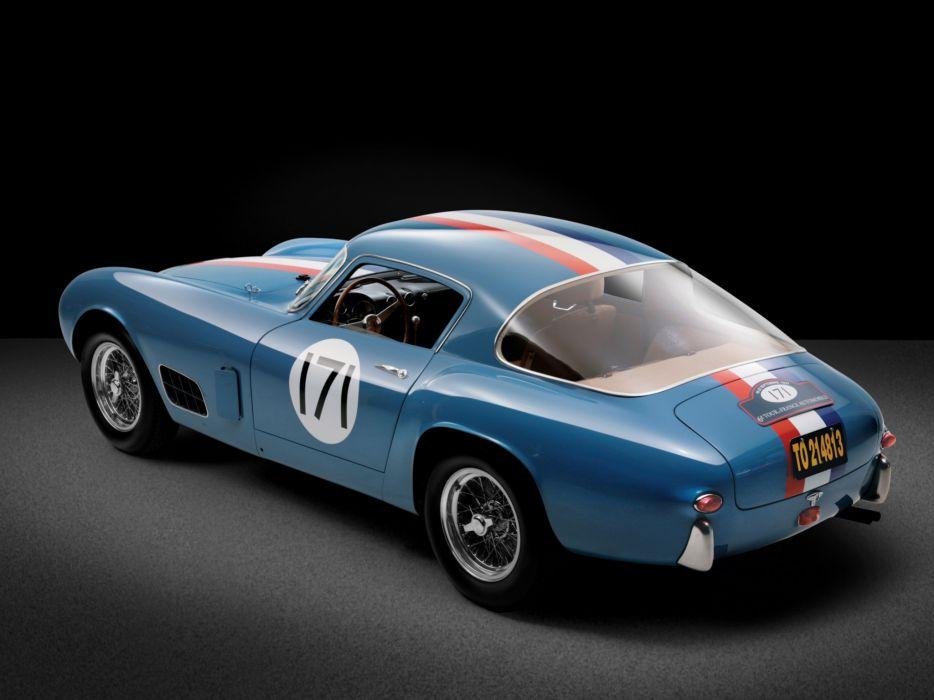 1956 Ferrari 250 GT Berlinetta Tour-De-France g-t race retro racing supercar supercars  fd wallpaper