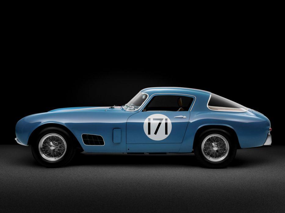 1956 Ferrari 250 GT Berlinetta Tour-De-France g-t race retro racing supercar supercars  fg wallpaper