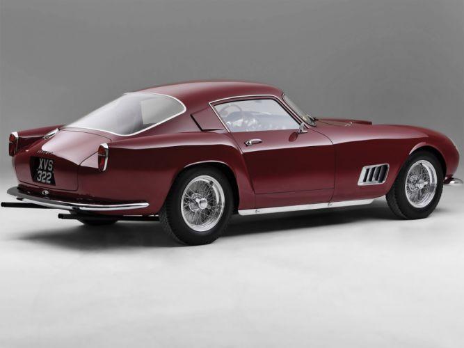 1956 Ferrari 250 GT Tour-de-France retro g-t supercar supercars d wallpaper